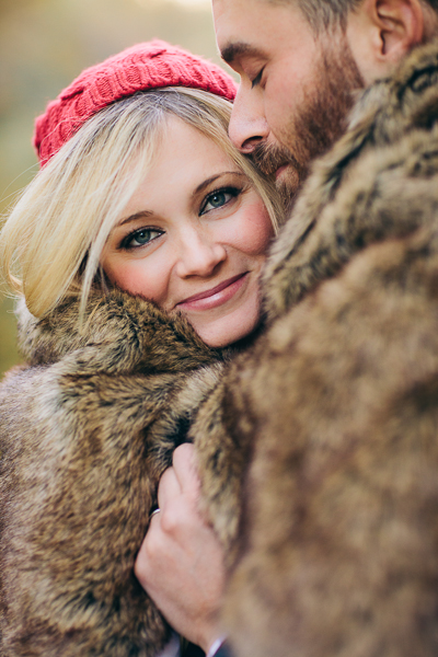 Kristi & Mike's Cozy Session