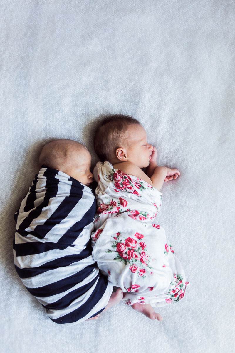 Bodie & June:  A Birth Story for Two